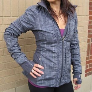 Lululemon ahead of the curve jacket